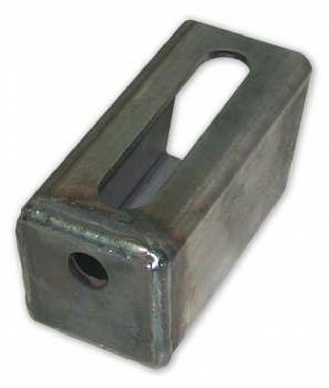 2.5 In. Slotted Block Universal Chassis Mount