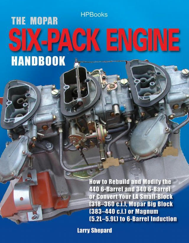 Mopar 6-Pack Engine Handbook