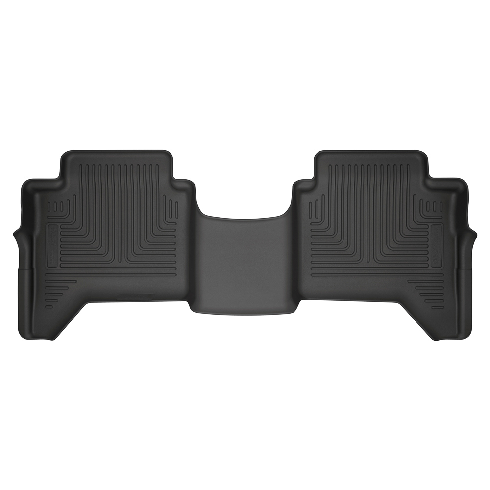 19- Ford Ranger 2nd Seat Floor Liners