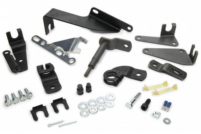 Shifter Installation Kit Hurst Quarter Stick