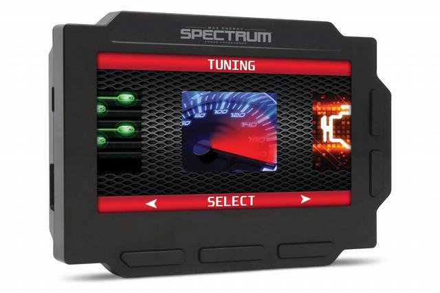 Spectrum Engine Programm er 15-   Polaris