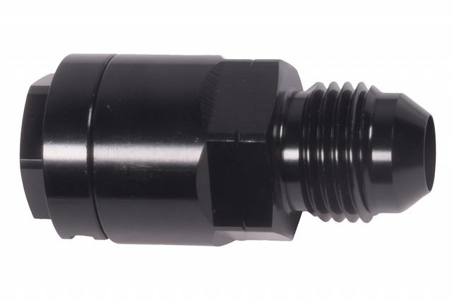 Fuel Rail Quick Connect Fitting -6AN to 5/16 Tub