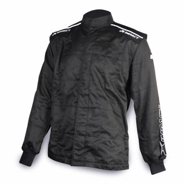 Jacket Racer Medium Black