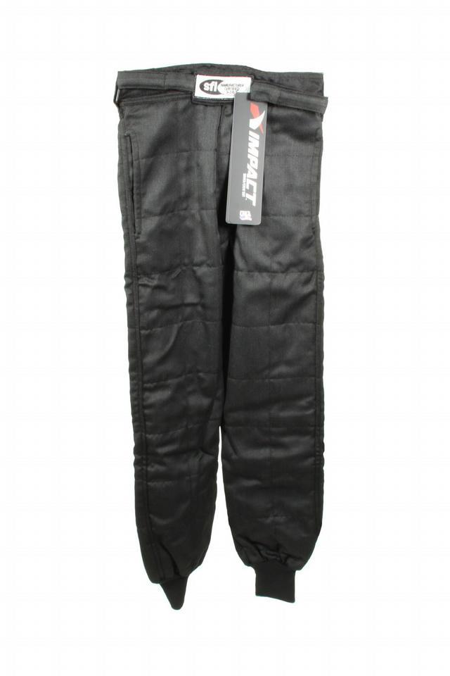 Suit Qtr Midget Pants Large