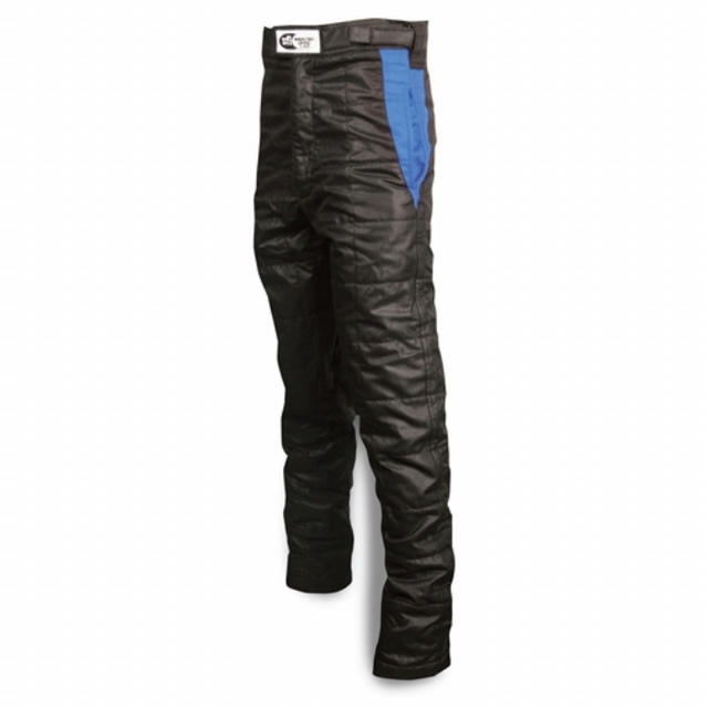 Pant Racer XXX-Large Black/Blue
