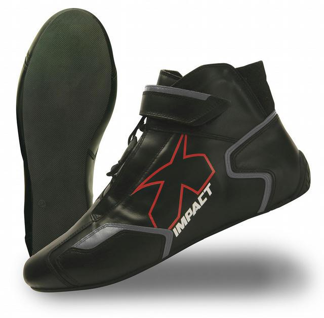 Shoe Phenom Black 8.5 SFI3.3/5