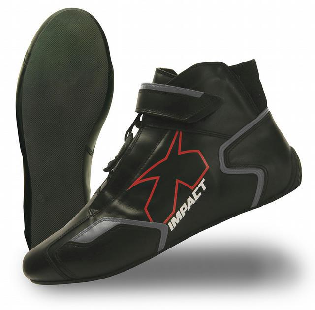 Shoe Phenom Black 9 SFI3.3/5