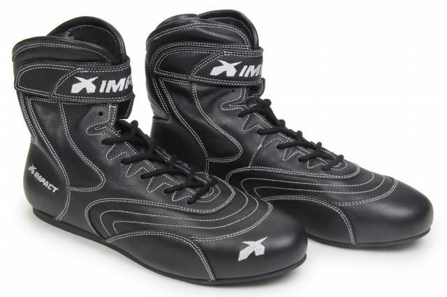 Shoe Nitro Drag Black 10.5 SFI3.3/20