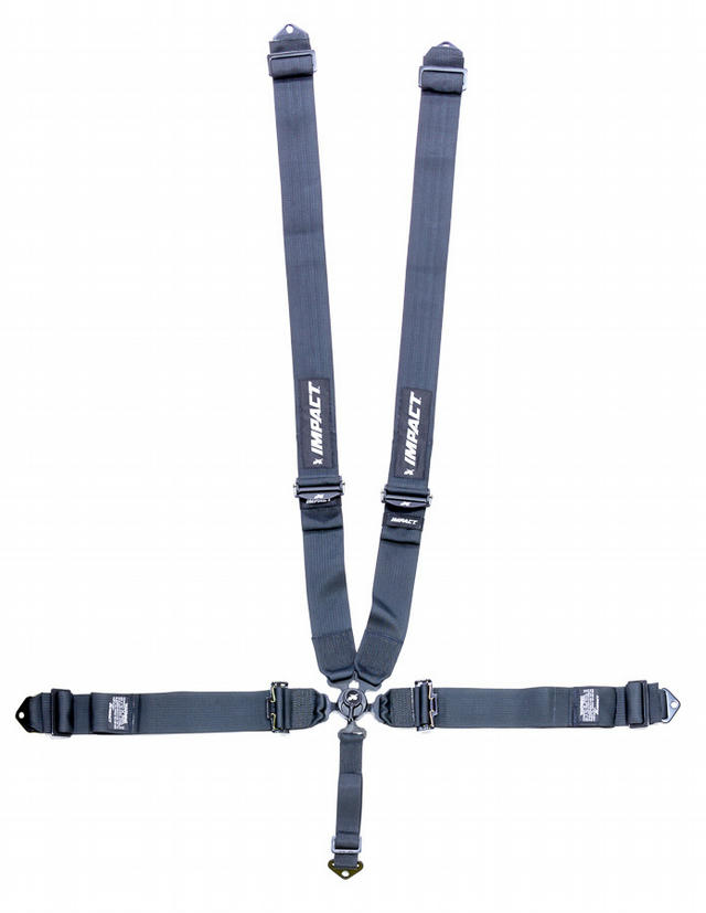 5-PT Harness System Camlock Ind Pull Down