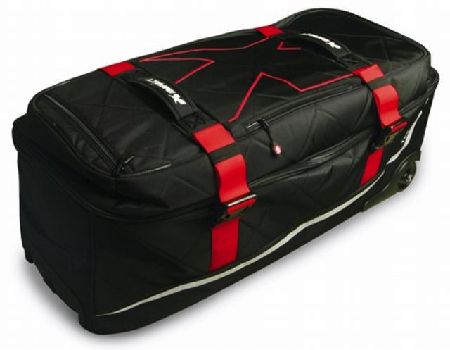 Bag Roller Gear Cross Roads Red