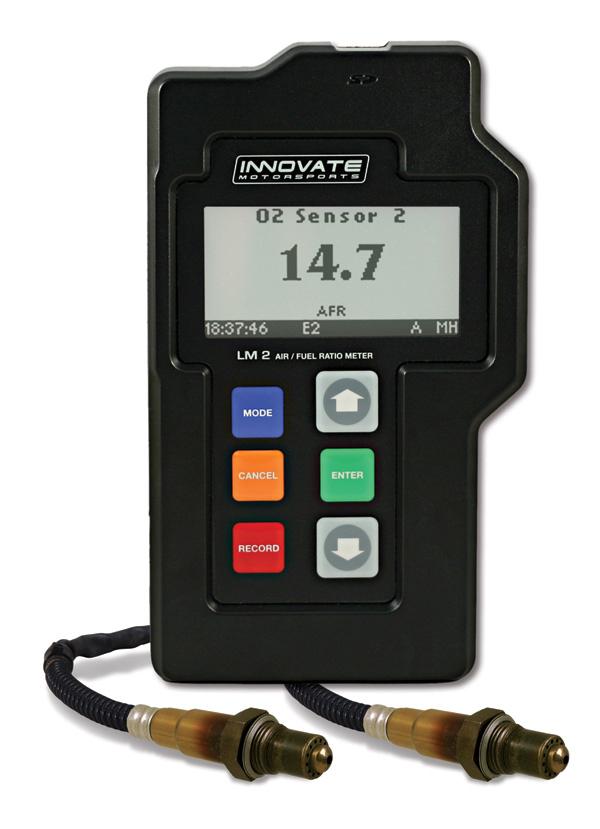 LM-2 Air/Fuel Ratio Meter Dual O2 Basic Kit