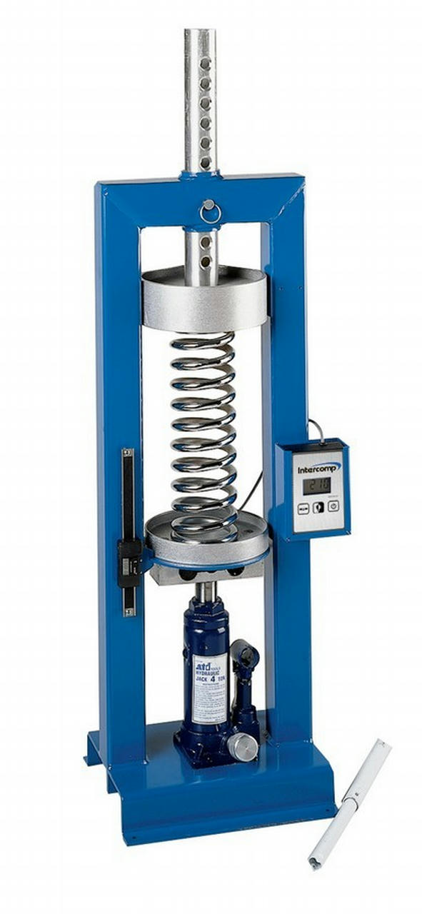 Coil Spring Tester 2000 Lbs
