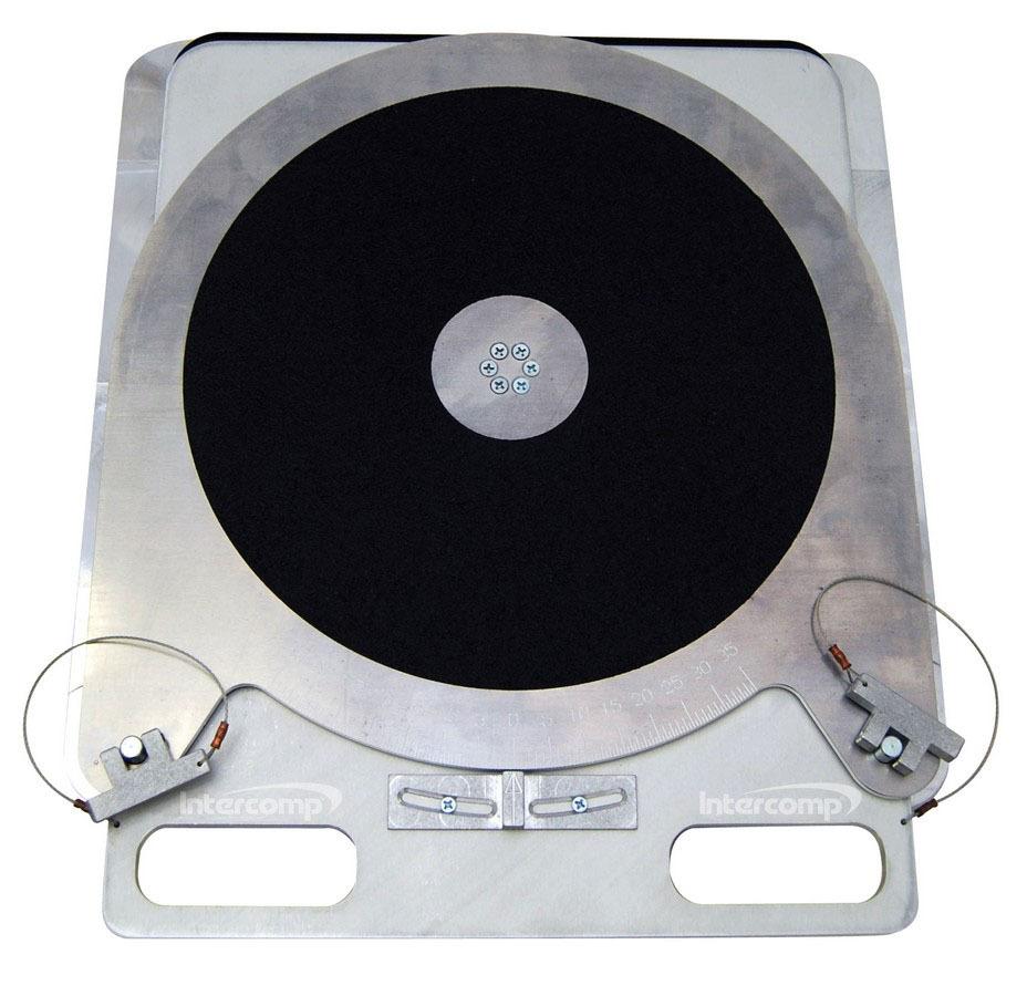 Mechanical Turn Plates