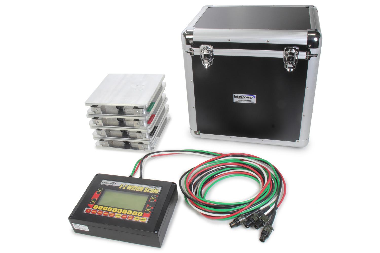 Scale System SW500 E-Z Kart w/ Storage Case