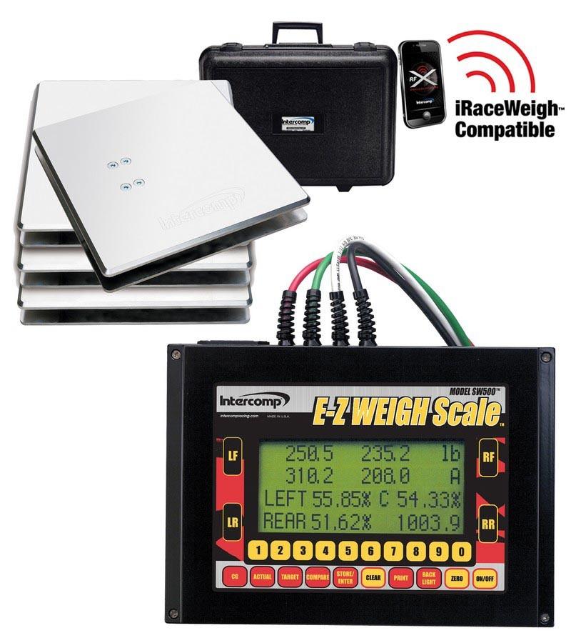 SW500 E-Z Kart Scale System