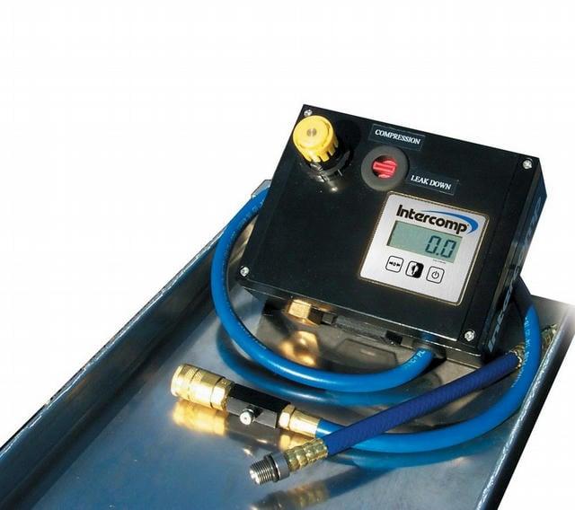 Leak Down Compression Tester