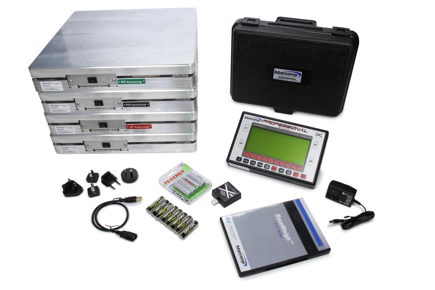 Microflex Wireless Scale System 8.8k RFX