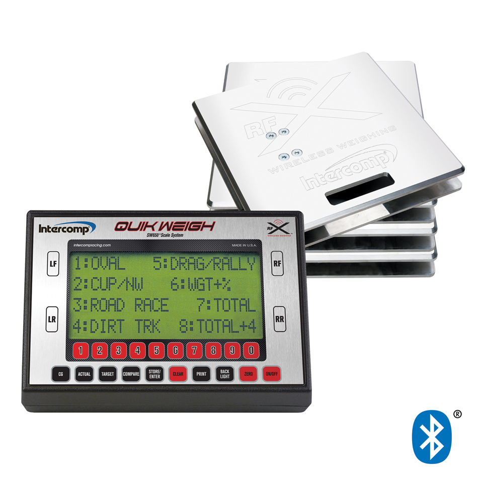 Scale System Quik SW650 Wirless / Bluetooth