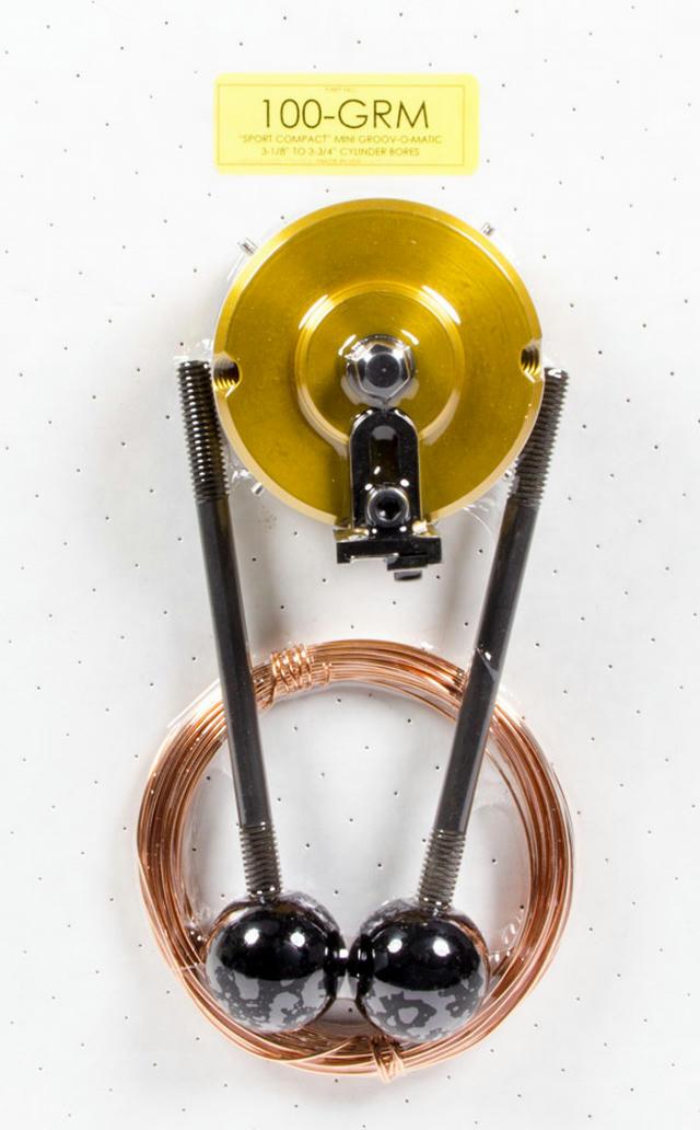 Groove-O-Matic Block Ringing Tool