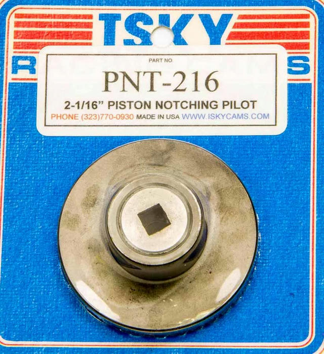 Piston Notching Cutter 2-1/16in