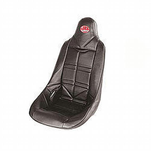 Mini Pro Stock Seat Cover Black Vinyl