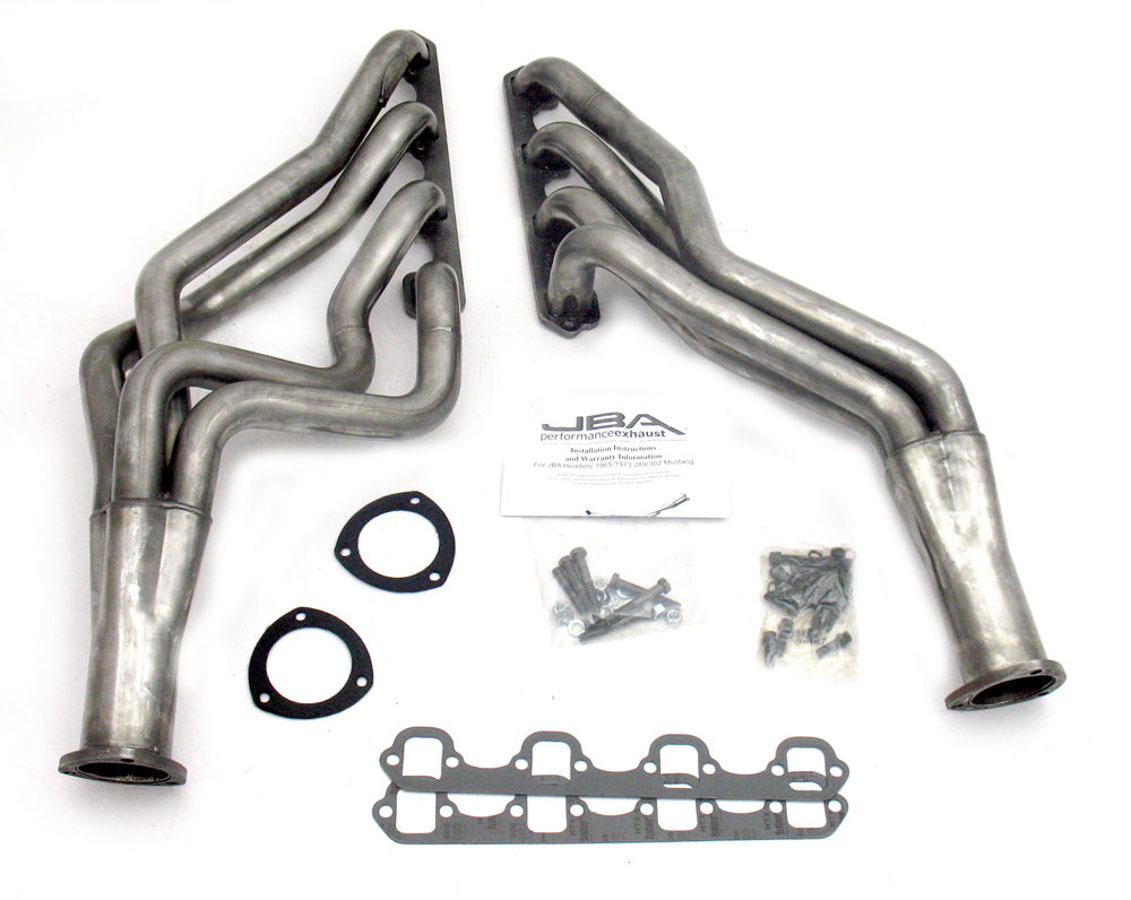 Exhaust Header Set Ford Mustang 289/302 65-73
