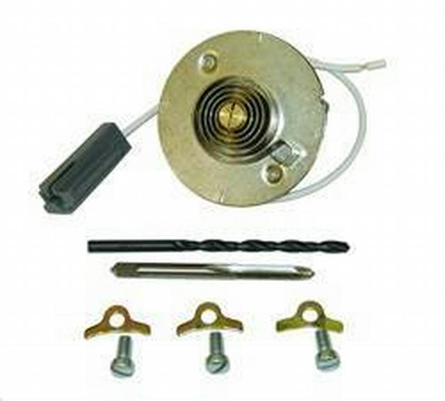 Quadrajet Electric Choke Conversion Kit