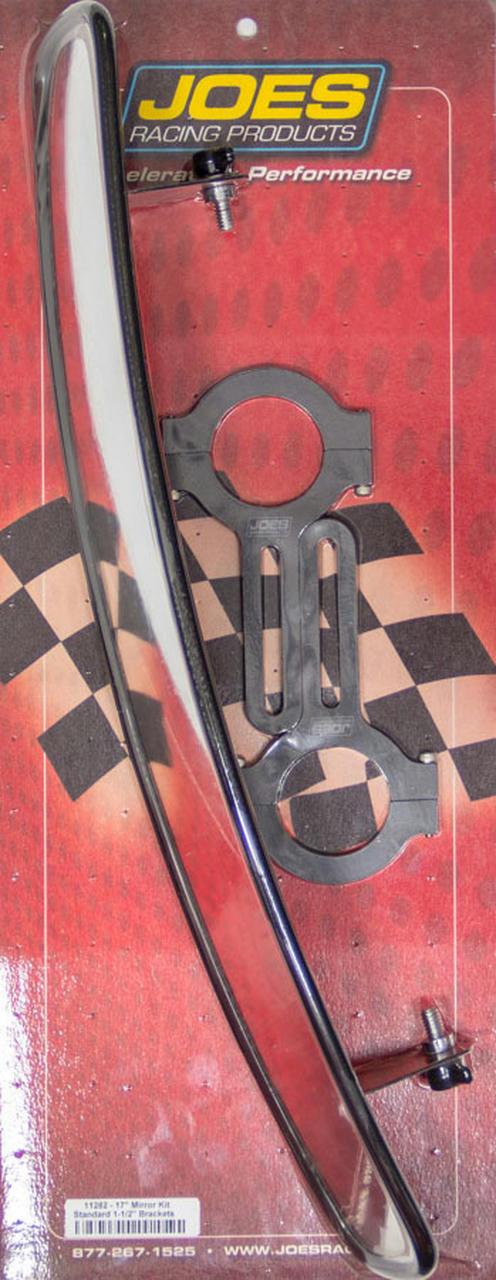 Mirror Kit 17in Long w/ 1-1/2in Mount Bracket