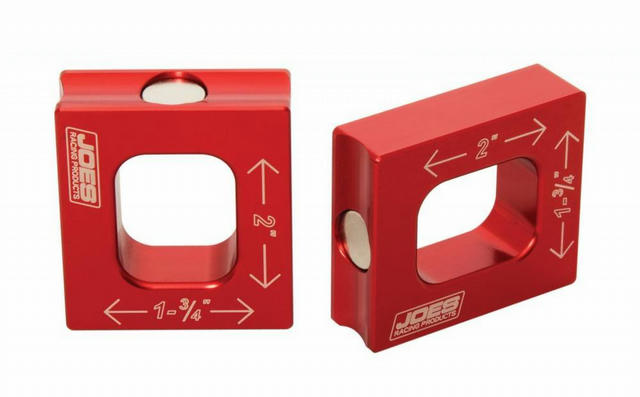 Chassis Ride Height Blocks For Mini Sprint