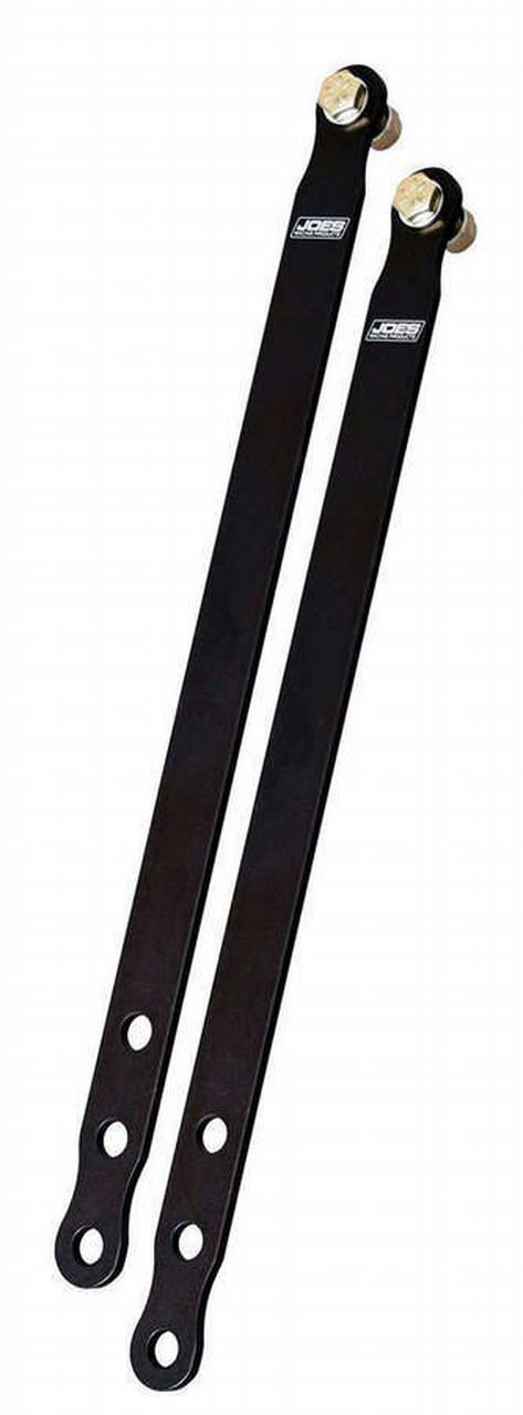 Nose Wing Rear Straps Pair