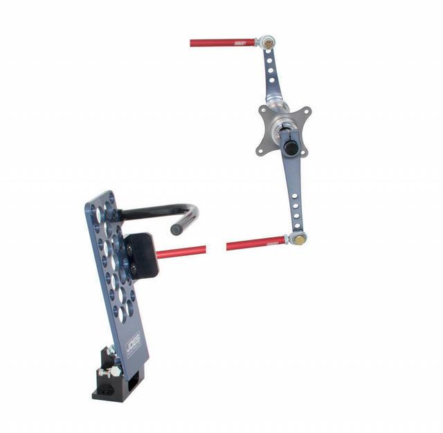Throttle Pedal Kit Blk