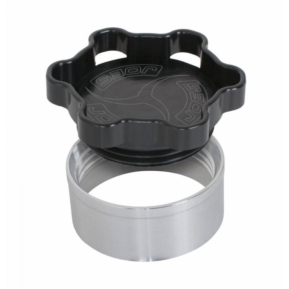 Filler Cap with Weld-In Bung Alum  2in ID Black
