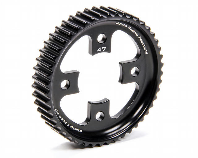 HTD Pulley 47 Tooth QM Axle