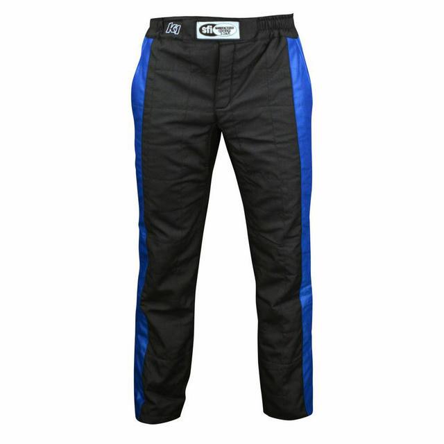Pant Sportsman Black / Blue Large / X-Large