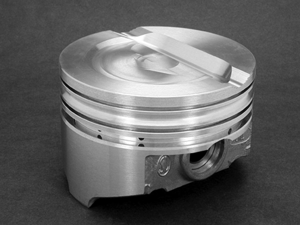 SBC Dished Piston Set 4.155 Bore -12cc