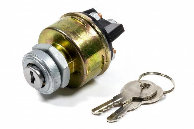 Ignition Switch w/Coded Keys
