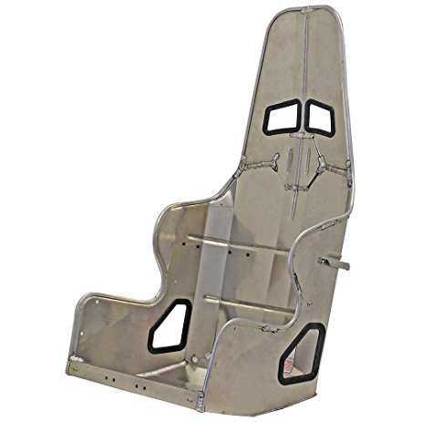 Aluminum Seat 17in Oval Entry Level