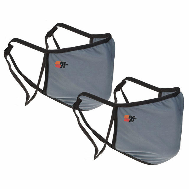 Face Cover Gray 2 Pack