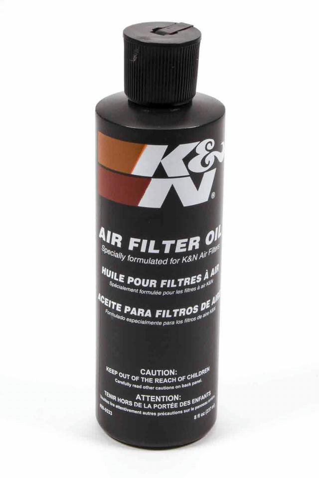 Air Fltr Oil 8oz. Bottle