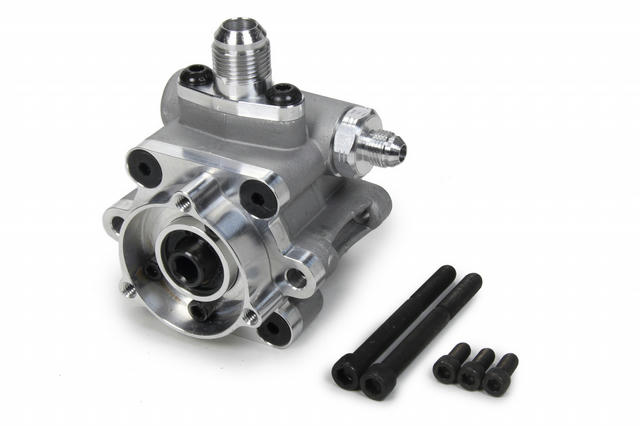 Power Steering Pump Hex Drive w/PTO Drive Output