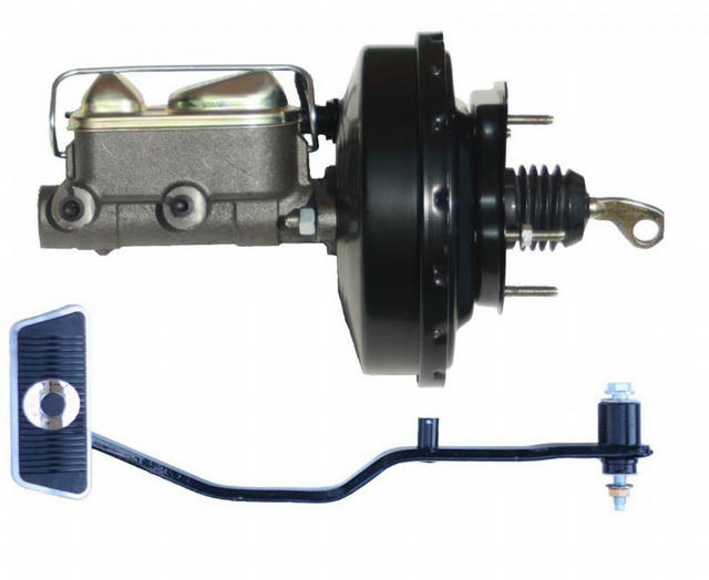 9in Power Brake Booster 1in Bore Master Cylinder