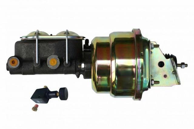 7in Dual Zinc Booster AF X 1-1/8in Bore Master