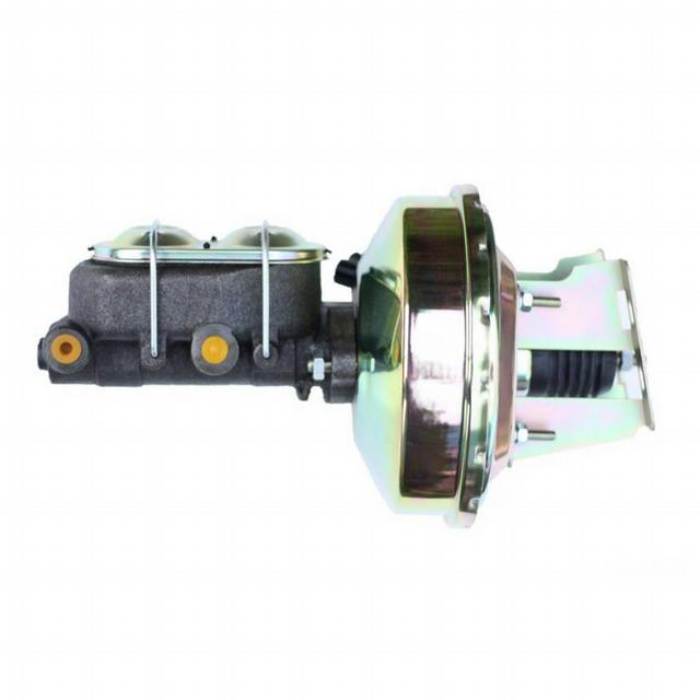 9in Brake Booster Zinc 1-1/8in Bore MC