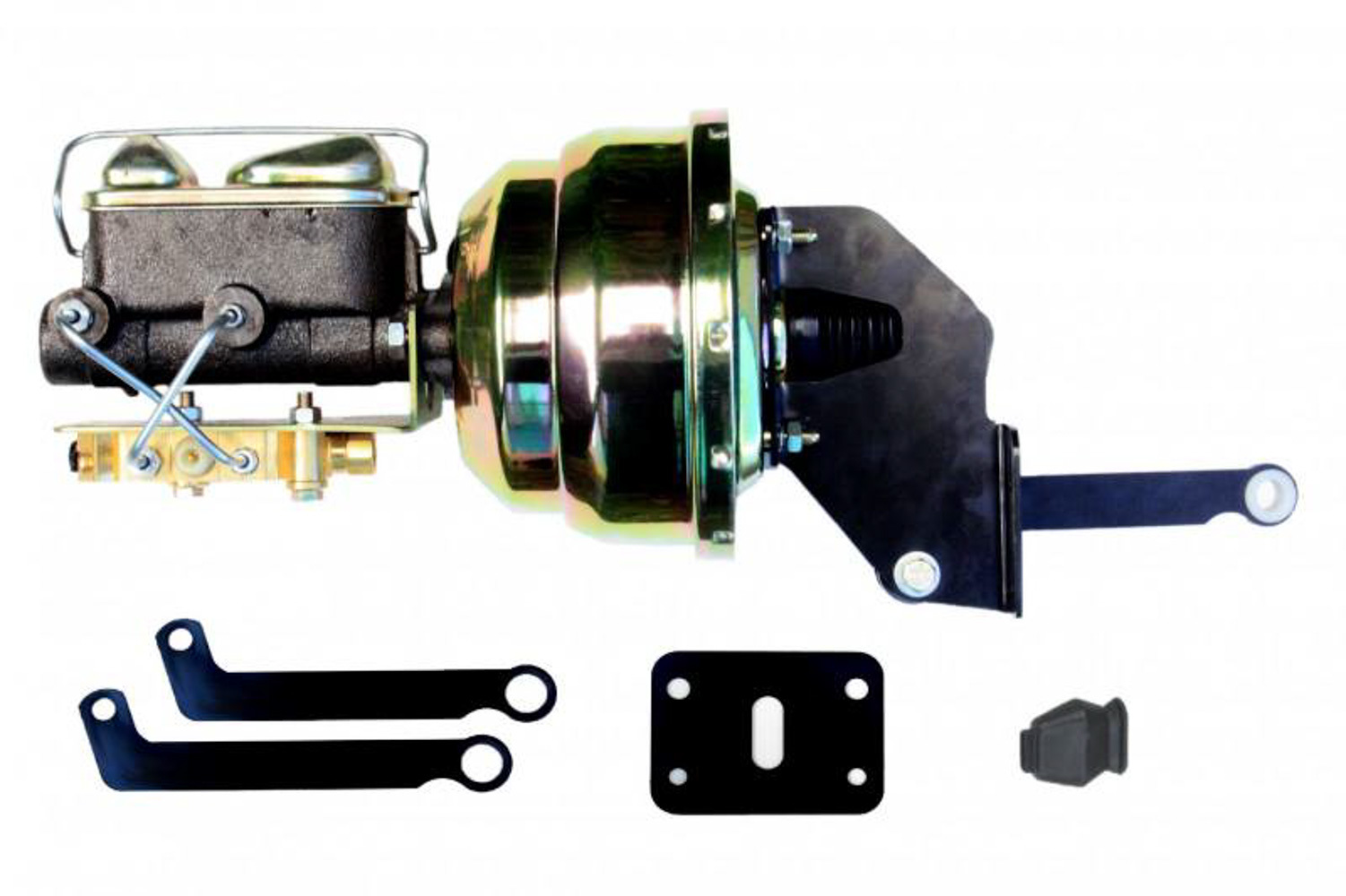 8in Dual Power Brake Booster 1in Bore Master