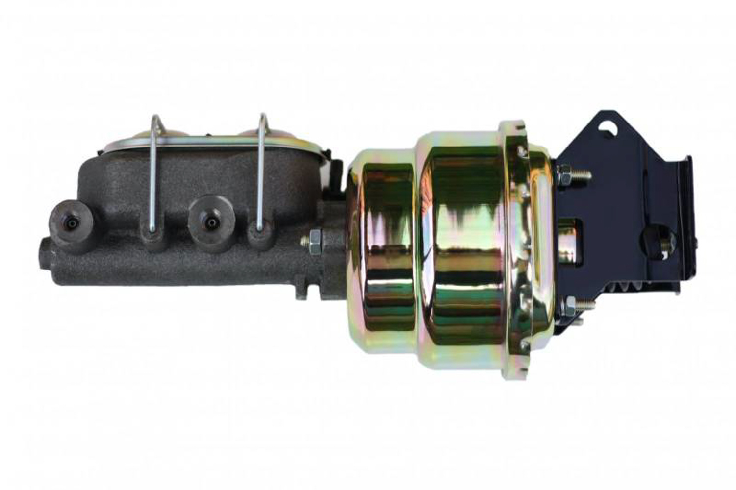 7in Dual Power Brake Booster 1-1/8in Master