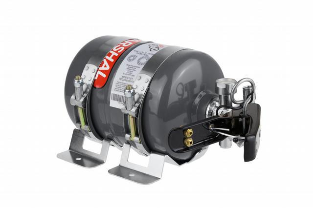 Fire Suppression Bottle Zero 360 2.25 KG FIA