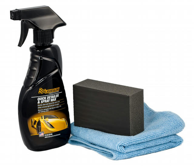 Quick Paint Cleaning Sys tem Boxed Kit
