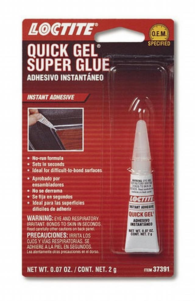Quick Gel Super Glue 2g/.07oz