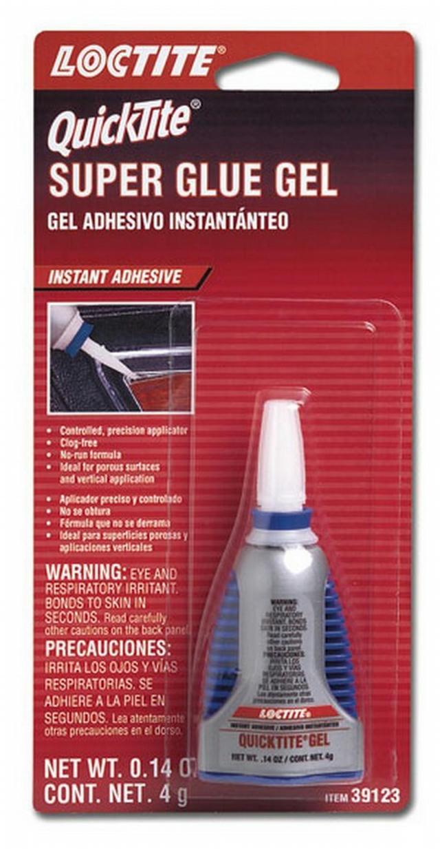 Quicktite Super Glue Gel 4g/.14oz