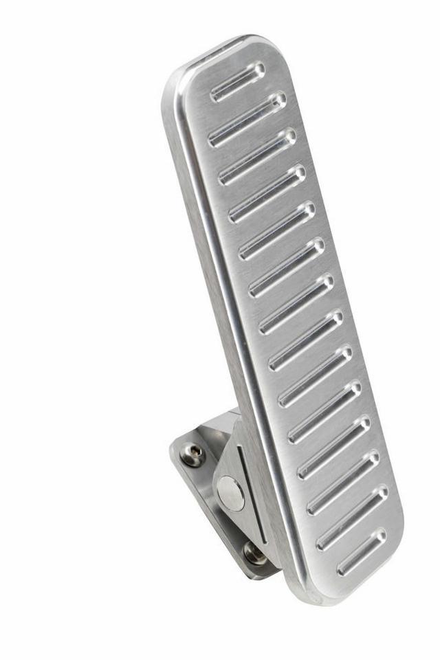 Eliminator Floor MT Gas Pedal Billet